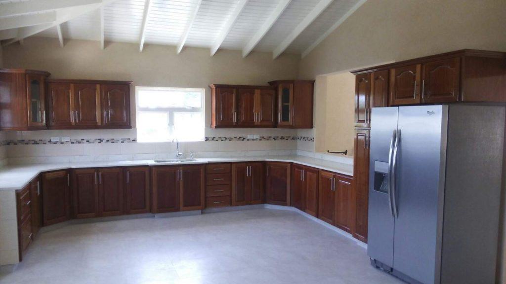 Bajan Handyman Kitchen Cabinets