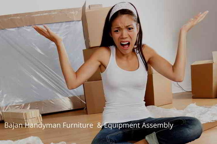 Bajan Handyman Furniture Assembly